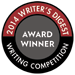 Writer's Digest badge