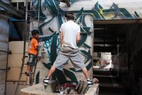 La Piccola Intervista (with urban photographer JessicaStewart)
