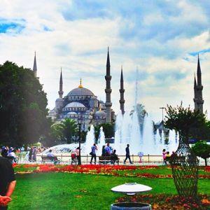 blue mosque istanbul - joe