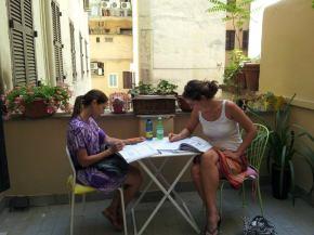 La Piccola Intervista (with entrepreneur MariclaAmoriello)