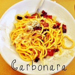 Cacio e Pepe: The best Carbonara in Rome