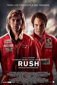 Rush: English film in Rome