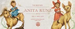 Anita Kunz's Solo Show inRome
