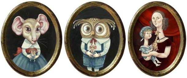 Victorian Stories 1, 2, & 3 Anita Kunz