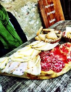 Abruzzo delicious food