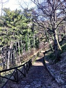 Abruzzo hike