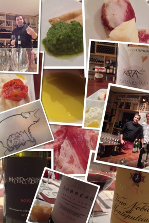 Don't try this at home kids, I'm a professional: Wine and Food Tour inRome
