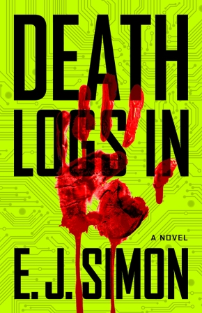 """It's like being a cowboy instead of a bureaucrat"": A review (and a giveaway!) of Death Logs In, the sequel to Death Never Sleeps"