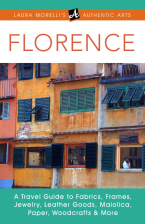 Keeping it authentic: two great shopping guides for Florence!