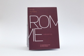 Yes! We're doing a giveaway! Tell us about YOUR Rome – and win the coolest Rome travel guide!