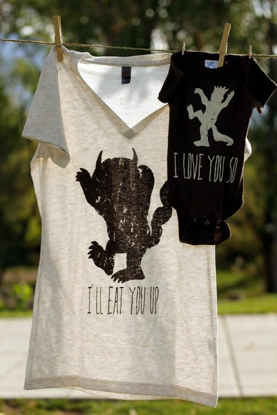 wild things shirt