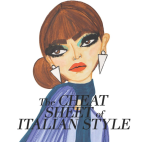 Luxury is a state of mind: a review of The Cheat Sheet of Italian Style