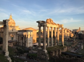 Name change! Young in Rome becomes Which Way toRome