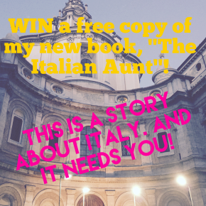 Help me pick a subtitle for my upcoming book about Italy, and win a free copy!