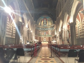 Things to do in Rome: attend a Virtuosi opera performance in a splendid church